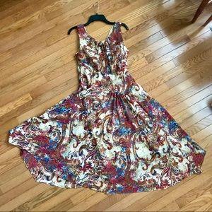 Retro and flirty dress
